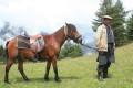 Horse ride training with Krystal Kelly 2013 June/July
